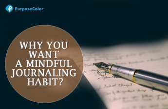 Journaling habit