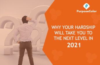 Why your hardship will take you to the next level in 2021